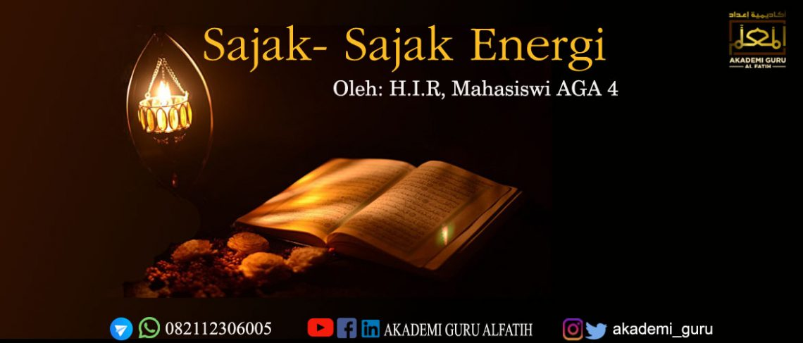 Sajak-sajak Energi